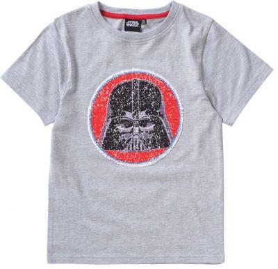 Star Wars T Shirt mit Wendepailletten für Jungen, Star Wars