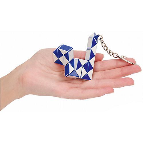 "Брелок Rubik's ""Змейка"", 24 элемента от Rubik's"