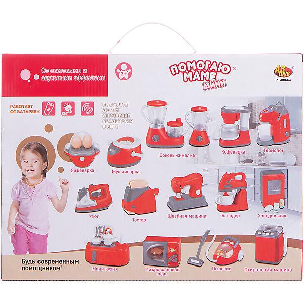 """Игровой набор Abtoys """"Помогаю маме"""" Кухонная техника с аксессуарами"""