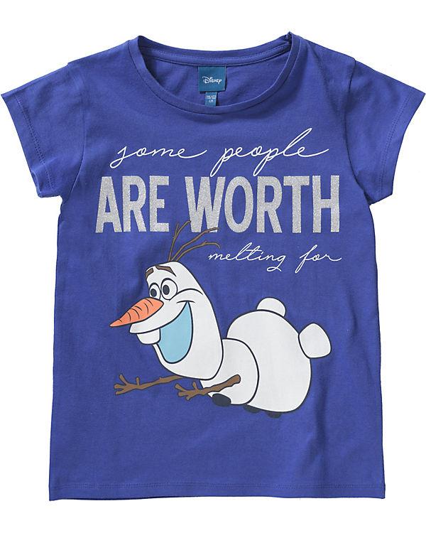 8d617b0ef212 Disney Die Eiskönigin T-Shirt OLAF für Mädchen, Disney Die Eiskönigin    myToys