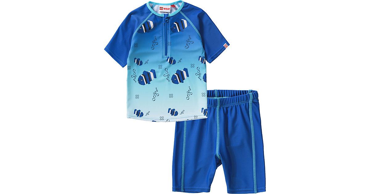 LEGO WEAR · Schwimmanzug 2-teilig mit UV-Schutz Gr. 80 Jungen Kleinkinder
