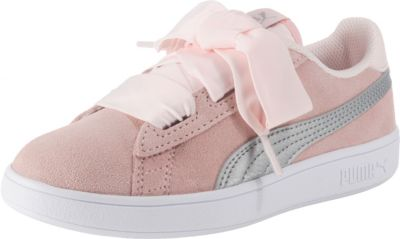 Sneakers Puma Smash v2 Ribbon für Mädchen, PUMA