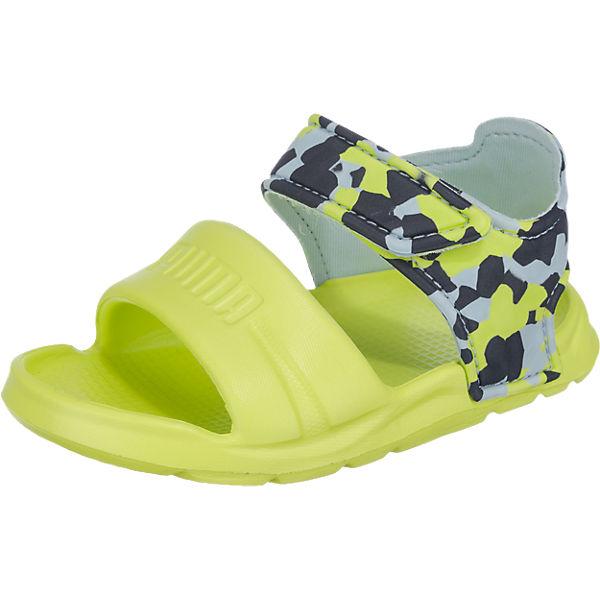 052d4f2250d523 Baby Badeschuhe Wild Sandal Injex Camo Inf. PUMA