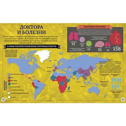 НИИ. 1000 удивительных фактов о теле человека/Ричардс Д., Симкинс Э., Руни Э. от Clever