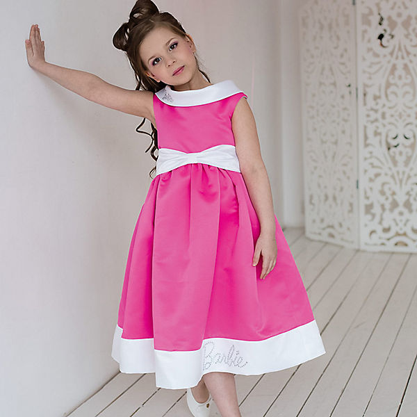 61cf52e930c60e Платье нарядное Barbie™ для девочки (7309365) купить за 3290 руб. в  интернет-магазине myToys.ru!