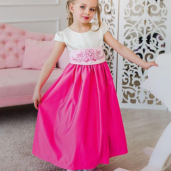 9516a4510c5b76 Платье нарядное Barbie™ для девочки (7309419) купить за 3062 руб. в  интернет-магазине myToys.ru!