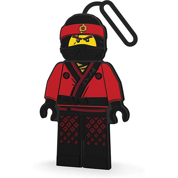 Бирка для багажа LEGO Ninjago Movie (Лего Фильм: Ниндзяго)-Kai