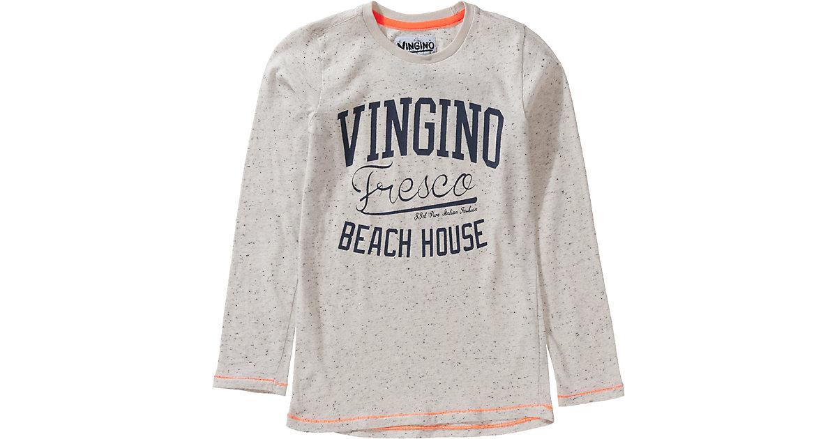 Vingino · Langarmshirt Gr. 128 Jungen Kinder