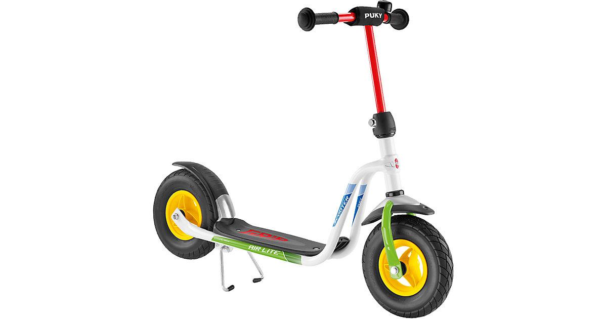 Roller R 03 L, weiß-grün