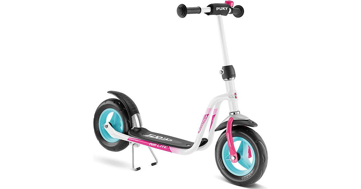 Roller R 03, weiß-pink