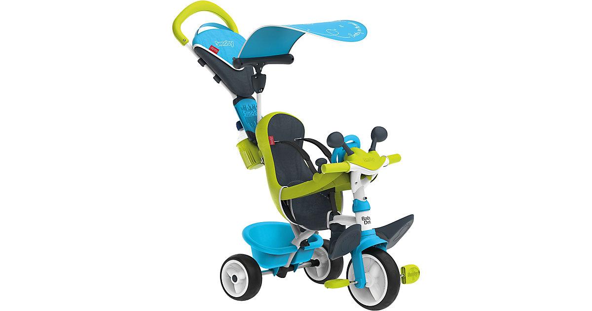SMOBY · Smoby - Dreirad Baby Driver Komfort, blau