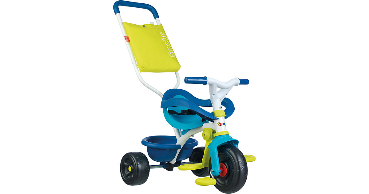 Dreirad Be Fun Komfort, blau