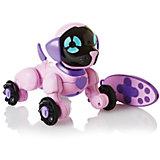 Робот на р/у WowWee Собака Чиппи, розовая