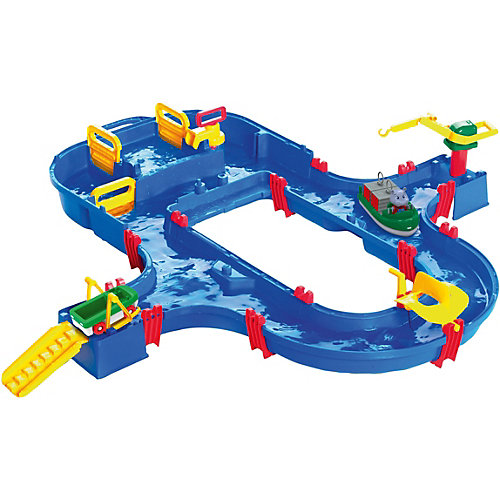 Водный трек Big AquaPlay SuperSet от Aquaplay