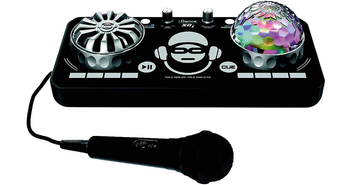 Party Box XD1 (BT, Discolicht, Mixer)