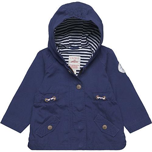 ESPRIT Baby Übergangsjacke Gr. 80 Mädchen Baby | 03663760797985