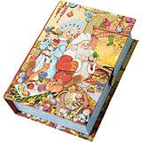 Подарочная коробка Внучка Деда Мороза-M