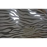 Крафт бумага Золотая зебра для сувенирной продукции в листах