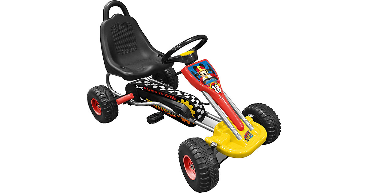 Mickey Mouse Go-Kart