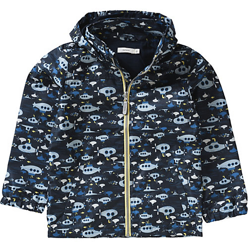 NAME IT Übergangsjacke NMMMELLON Gr. 116 Jungen Kinder | 05713727469610