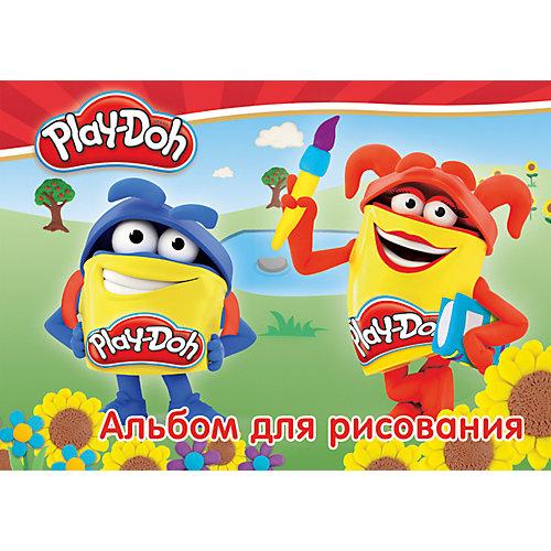 """Альбом для рисования Академия Групп """"Play-Doh"""", 40 листов от Академия групп"""