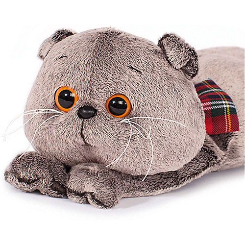 Мягкая игрушка подушка Кот Басик Budi Basa, 40 см от Budi Basa