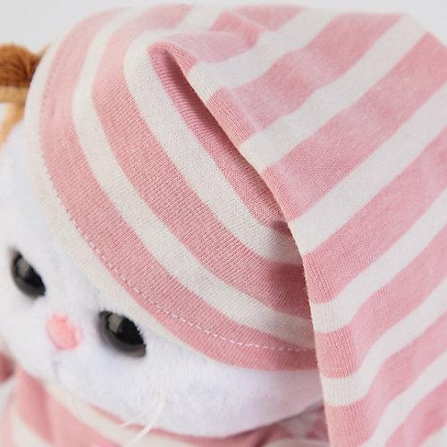 Мягкая игрушка Budi Basa Кошечка Ли-Ли Baby в полосатой пижаме, 20 см от Budi Basa