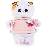 Мягкая игрушка Budi Basa Кошечка Ли-Ли Baby в толстовке, 20 см