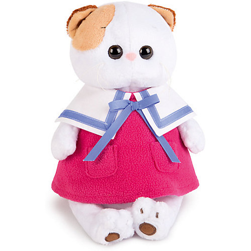 Мягкая игрушка Budi Basa Кошечка Ли-Ли в морском платье, 24 см от Budi Basa