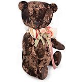 Мягкая игрушка Budi Basa Медведь БернАрт, коричневый, 30 см