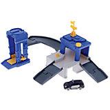 """Игровой набор Autotime """"Megapolis"""" Полиция с машиной"""