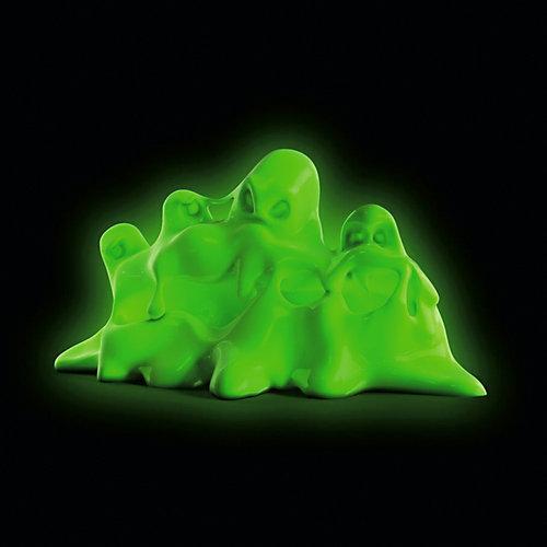 """Набор для опытов по химии Трюки науки """"Светящийся лизун"""" (желтый/зеленый) от Трюки науки"""