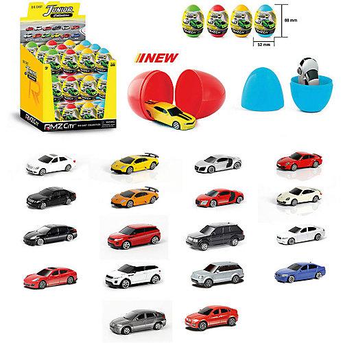 """Яйцо-сюрприз RMZ City """"Junior Collections"""" 1:64 от RMZ City"""