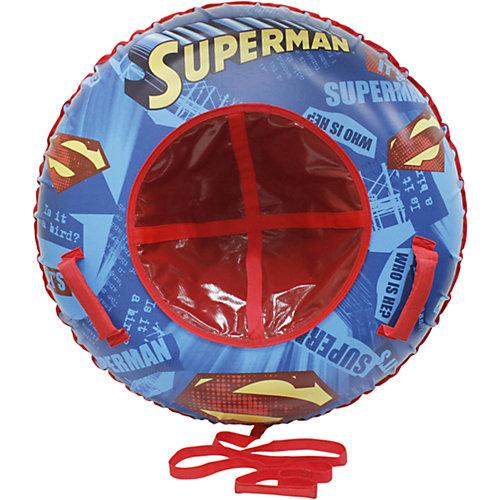 """Тюбинг 1Toy """"Супермен"""", 100 см от 1Toy"""