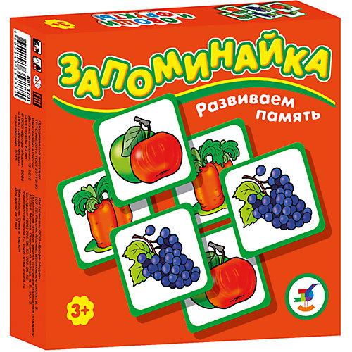 Запоминайка. Овощи и фрукты от Дрофа-Медиа