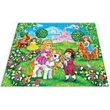 Мозаика для малышей.Принц и принцесса