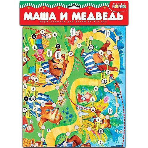 "Настольная игра Дрофа-Медиа ""Маша и медведь"" от Дрофа-Медиа"