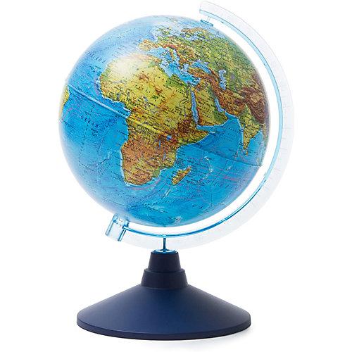 Глобус Земли физический 210мм от Globen
