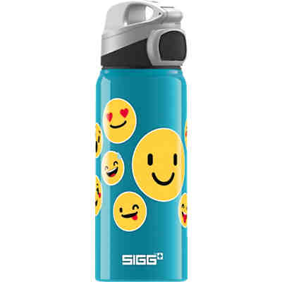 Alu-Trinkflasche MIRACLE Emoticon, 600 ml