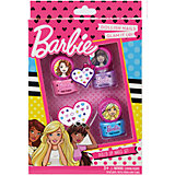 Barbie Игровой набор детской декоративной косметики для ногтей