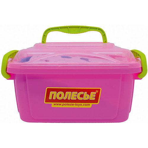"""Игровой набор Полесье """"Няня № 2"""", в контейнере от Полесье"""