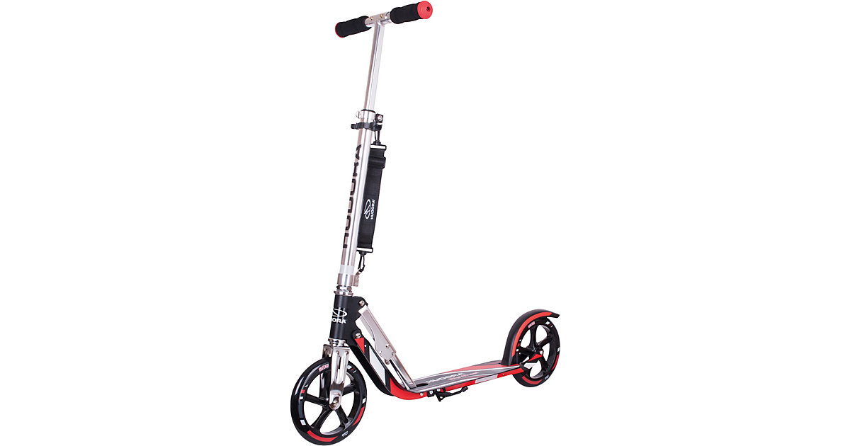 Scooter Hudora Big Wheel 205 RX Pro schwarz/rot...