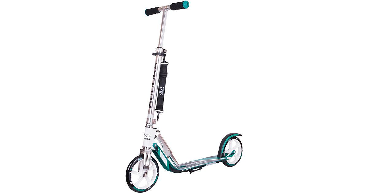 Scooter Hudora Big Wheel 205 RX Pro türkis - Da...