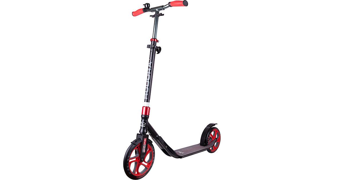 HUDORA · HUDORA® Scooter CLVR 250, schwarz/rot
