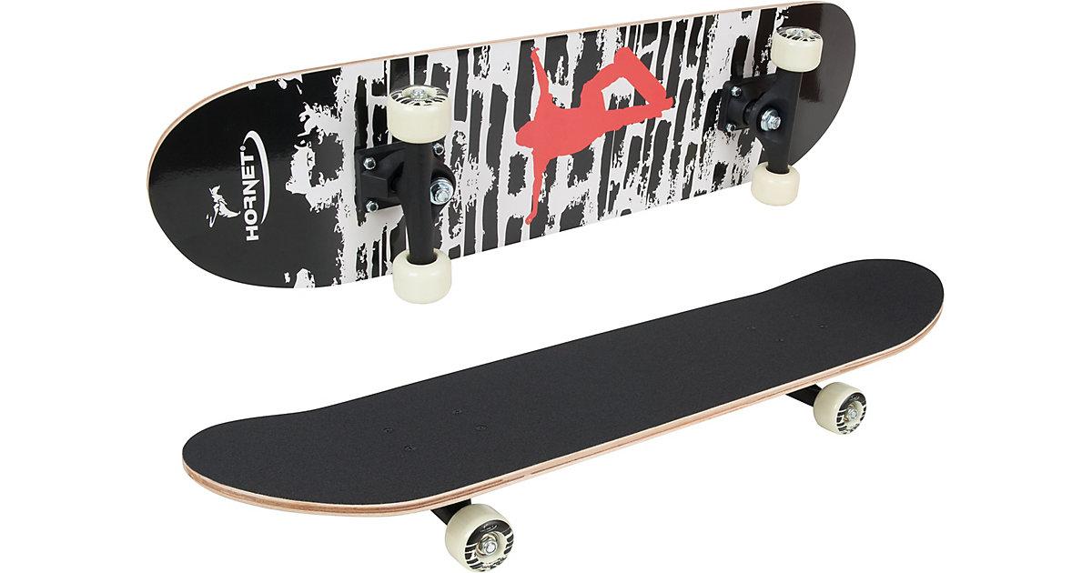 Hornet Skateboard ABEC 1 Skate weiß