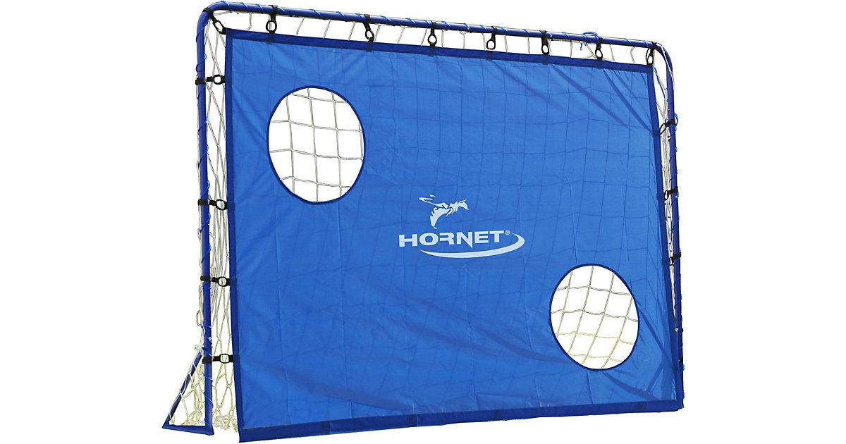 Hornet Fußballtor Kick it 213 cm blau