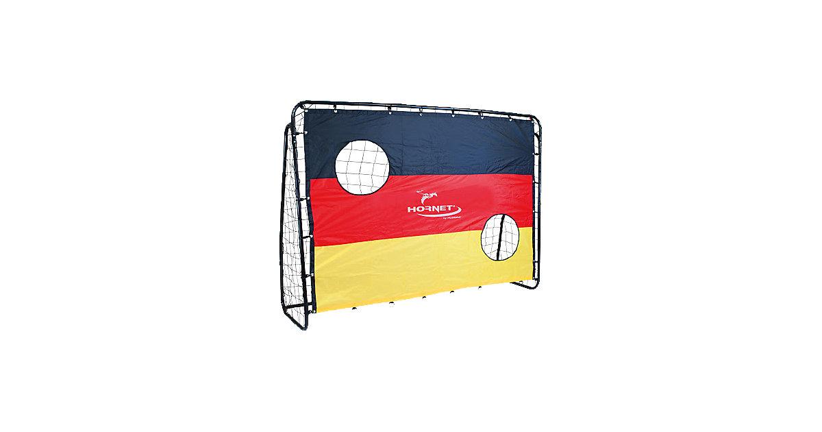 Hornet Fußballtor Match D 213 cm mehrfarbig