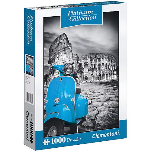 """Пазл Clementoni Платиновая коллекция """"Колизей"""", 1000 элементов от Clementoni"""