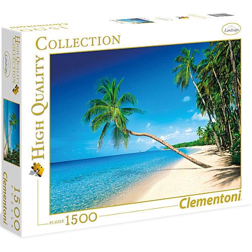 """Пазл Clementoni """"Карибские острова"""", 1500 элементов от Clementoni"""
