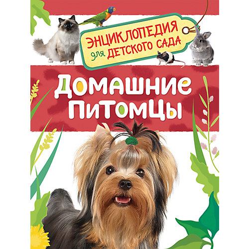Домашние питомцы. Энциклопедия для детского сада от Росмэн